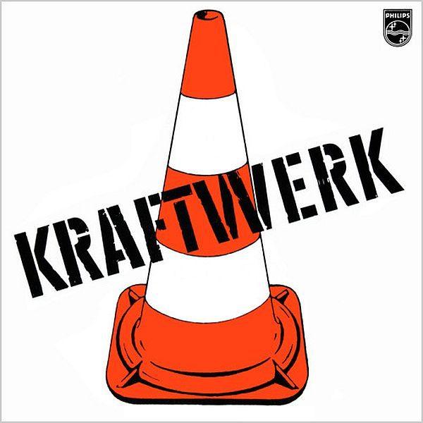 Kraftwerk LP Front Cover