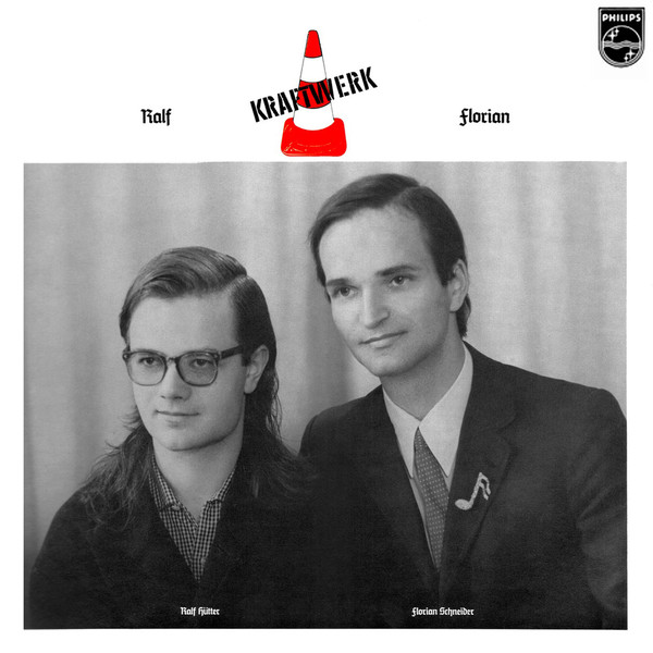 Ralf And Florian LP Front Cover