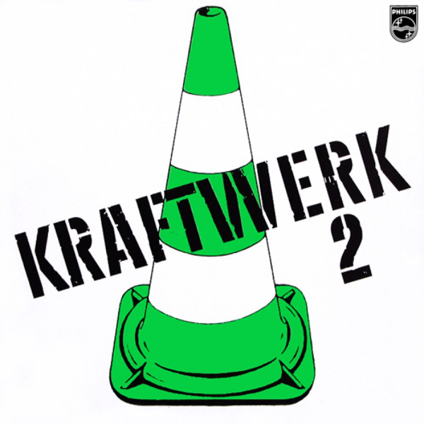 Kraftwerk 2 LP Front Cover