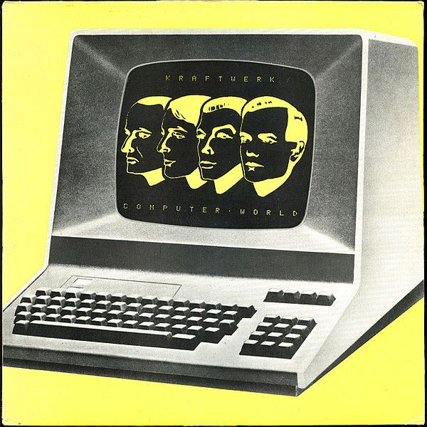 Computer World LP Front Cover