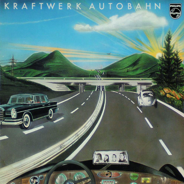 Autobahn Front Cover
