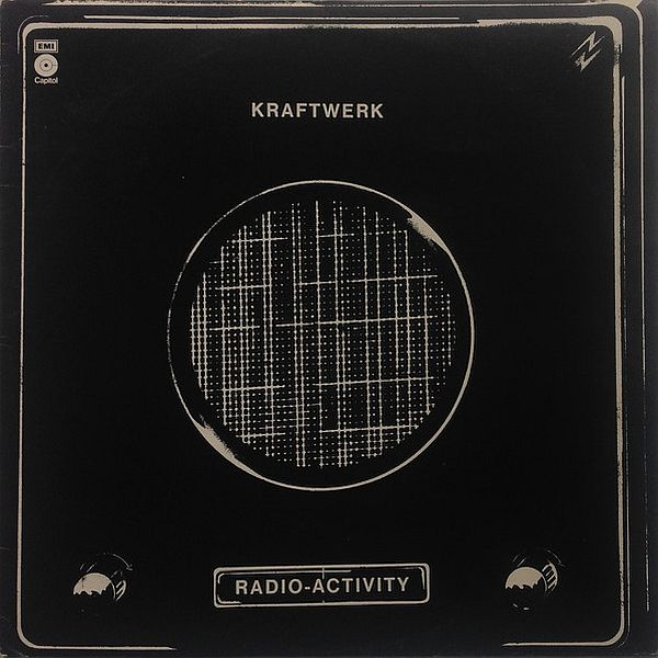 Radioactivity LP Front Cover