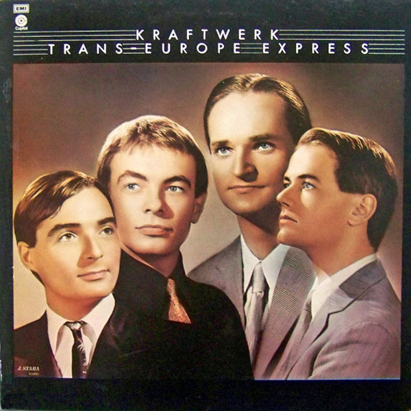 Trans Europe Express LP Front Cover