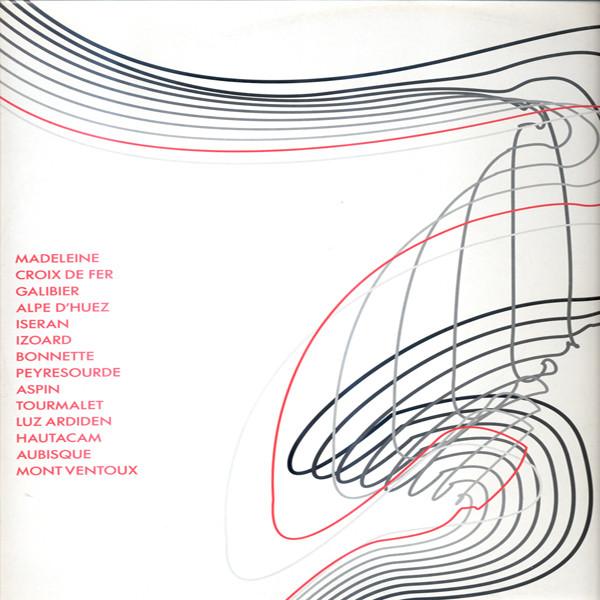 Tour De France Soundtracks LP Inside Sleeve Side 2
