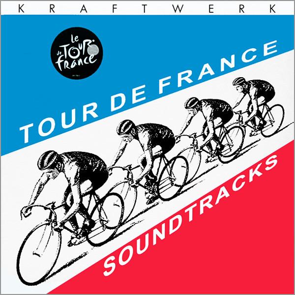 Tour De France Soundtracks LP Front Cover