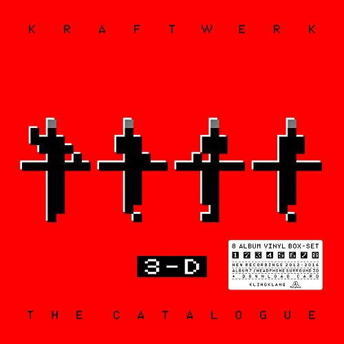 3D The Catalogue Cover